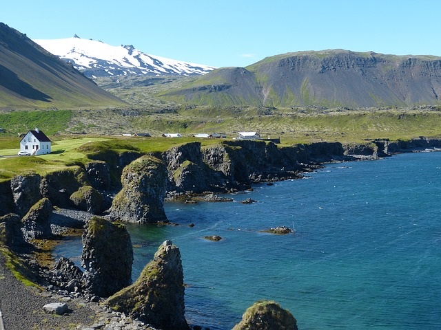 Fun facts about Snaefellsjokull