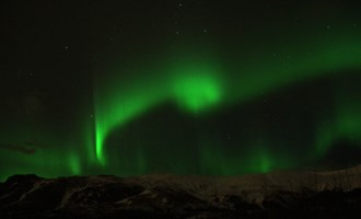 Northern Lights Season is upon us!