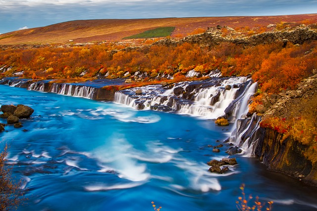 Iceland in the autumn