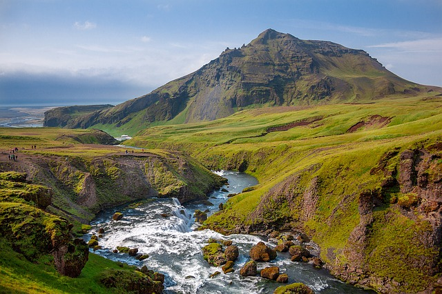 Why Iceland is called Iceland